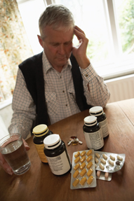 polypharmacy and older adults Abstract older adults are more likely to take more than two medications for medical conditions, and polypharmacy is associated with increased risk of adverse events.