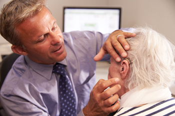 Studies indicate that people who have hearing loss face a 9percent higher risk of dementia but providing hearing aids doesnt necessarily have a corresponding amount of benefit Photo by iStock