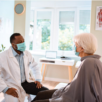 Physicians attempting to reconnect with patients can take advantage of prescription refill requests or telemedicine visits to explain the practices coronavirus-related safety protocols and encourage