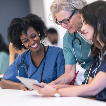 Collaborations are a way to advance women in academic medicine as organizations and societies can pool resources and intellectual capital to support women in leadership and address barriers to progre